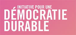 Make.org ∙ Initiative pour une Démocratie Durable